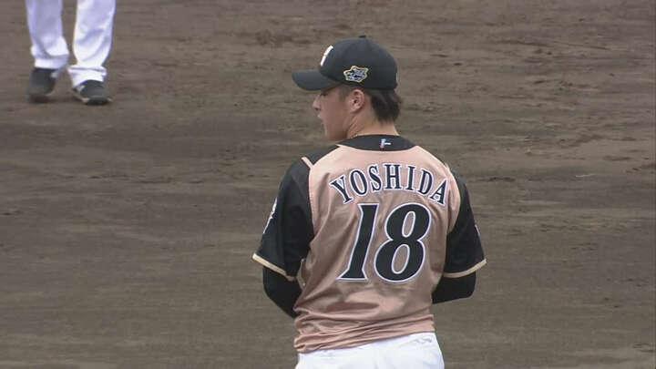 【ファーム】吉田輝星が6回1失点。野村佑希が3安打2打点、片岡奨人が2安打4打点の活躍