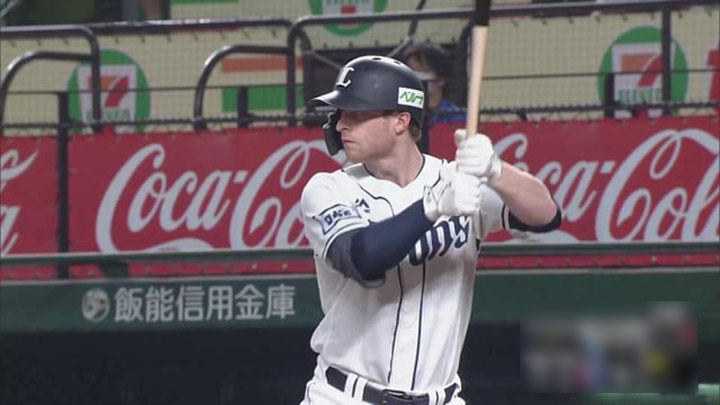 スパンジェンバーグ、愛斗に本塁打が飛び出した埼玉西武が快勝!松本航は5勝目