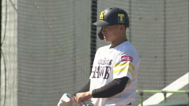 【ファーム】谷川原健太が2安打4打点の活躍。柳田悠岐、内川聖一にタイムリーも生まれた鷹が鯉に勝利