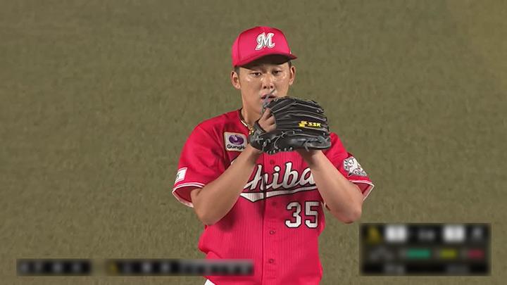 鈴木昭汰が6回1失点、東浜巨が7回途中1失点の好投。千葉ロッテ対福岡ソフトバンクは引き分けに