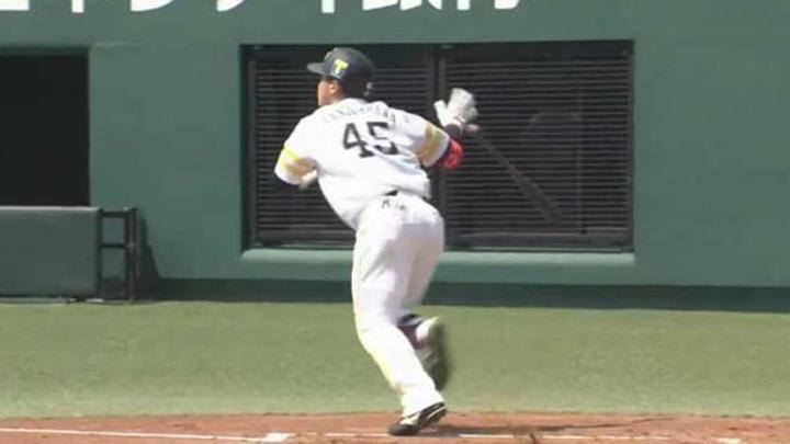 【ファーム】谷川原健太の一発など11安打で鷹が勝利!C.スチュワート・ジュニアは2勝目