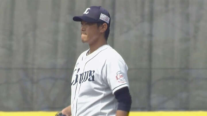 内海哲也がついに移籍後初登板。その実績と、埼玉西武にもたらす波及効果は?
