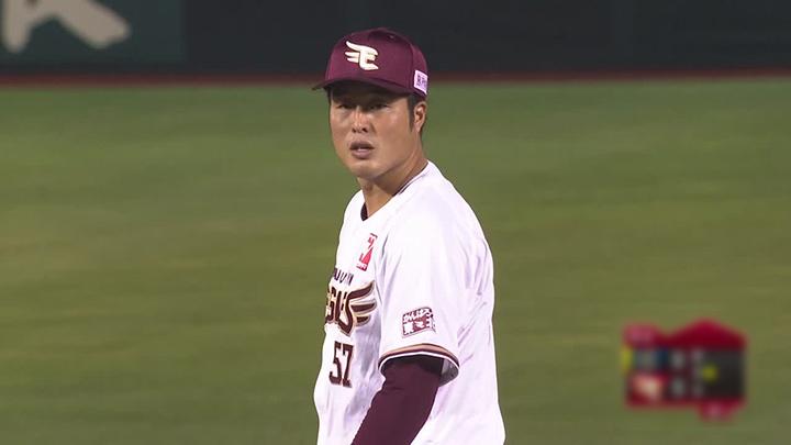 浅村栄斗の3試合連続弾など7得点で東北楽天が連勝。瀧中瞭太は7回0封で7勝目