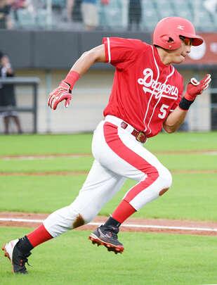 川崎宗則選手(現・栃木BC) 写真提供:中華職業棒球大連盟CPBL