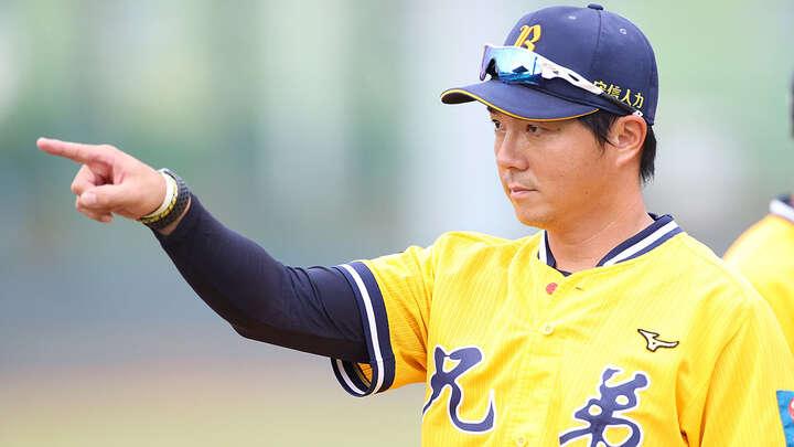 林威助氏 写真提供:中華職業棒球大連盟CPBL