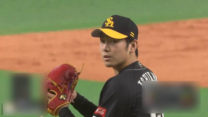 石川柊太が6回5失点の乱調。打線もわずか1得点で鷹が引き分け挟み4連敗