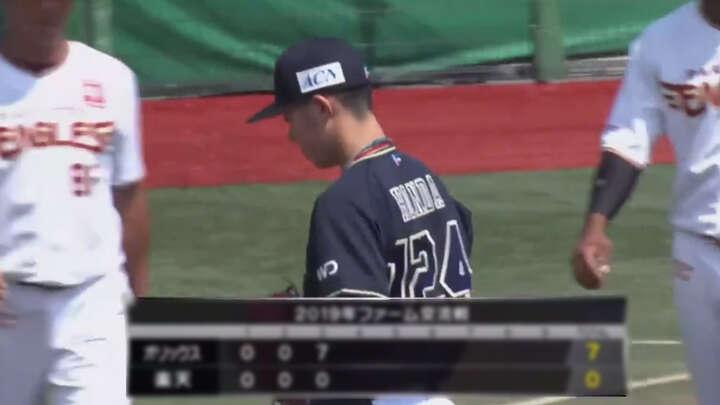オリックス、育成の本田と神戸の支配下登録を発表 背番号は本田「96」、神戸「95」