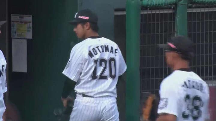 【ファーム】千葉ロッテ、育成ドラフト1位の本前郁也が6回10奪三振で初勝利!