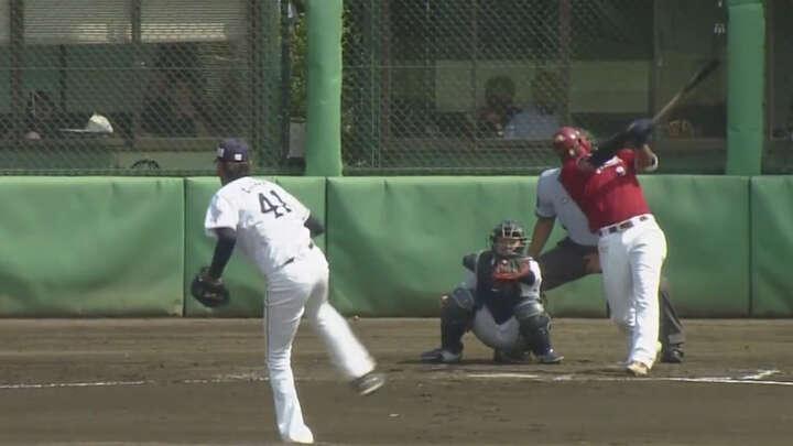 【ファーム】オコエ瑠偉4打点で楽天が再逆転勝利。埼玉西武は2本塁打も4失策