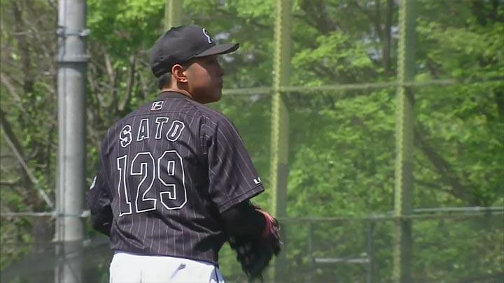 【ファーム】佐藤奨真が6回1失点の好投。西巻賢二の先制打など5得点で千葉ロッテが勝利
