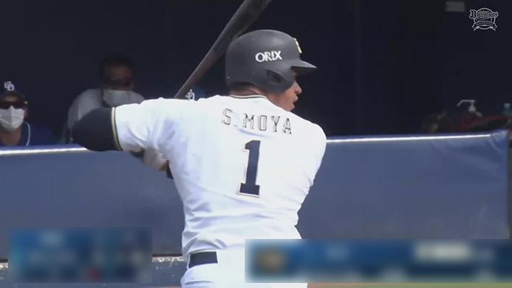 【ファーム】打線がつながらずオリックスが中日に惜敗。モヤは3安打をマーク