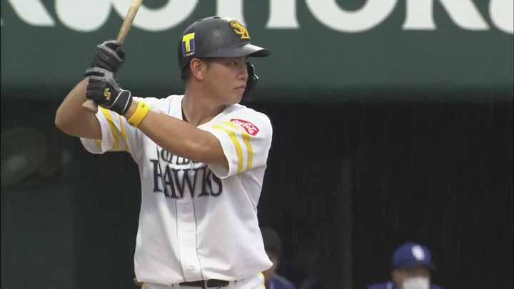 【ファーム】中村宜聖の満塁本塁打で鷹が勝利! 先発・和田毅は5回1失点の快投