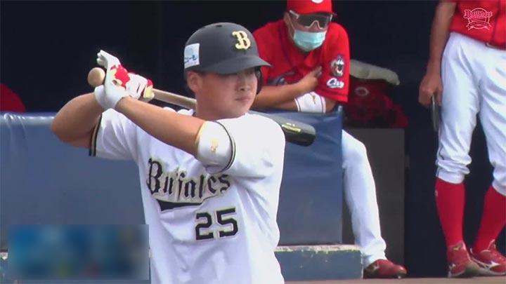 【ファーム】西村凌が2安打2打点の活躍! オリックスが広島に競り勝つ