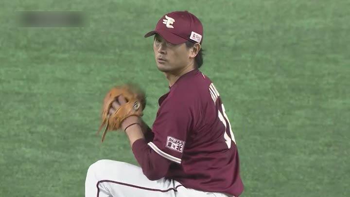 涌井秀章が史上49人目となる通算150勝を達成! 黒川史陽がプロ初本塁打を放った楽天が広島に快勝