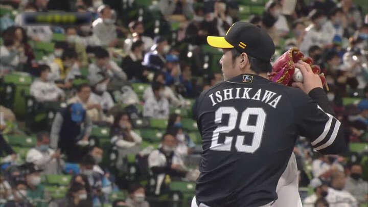 石川柊太が自身2度目の2桁勝利。明石健志、牧原大成が猛打賞の福岡ソフトバンクが6連勝