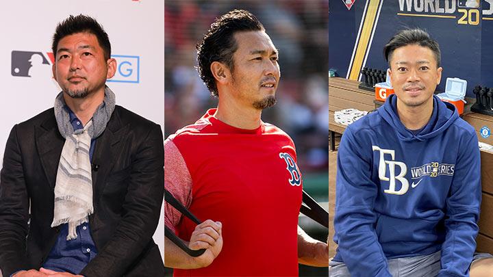 左から斎藤隆さん、百瀬喜与志さん、渡邊誉さん (C)PLM