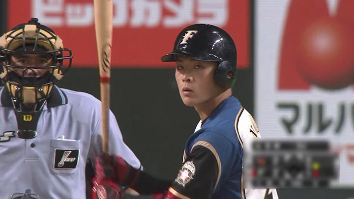 野村佑希が2本塁打3打点の活躍も、杉浦稔大が乱調で試合は土壇場で引き分けに
