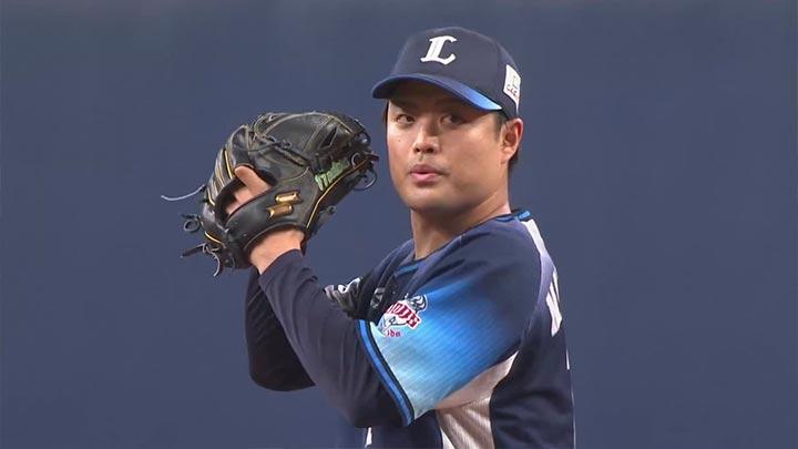 埼玉西武ライオンズ・松本航投手(C)パーソル パ・リーグTV