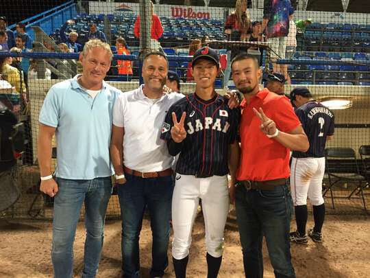 野球を心から楽しめた。元東京ヤクルト中島彰吾が解く海外のプロ野球 ...