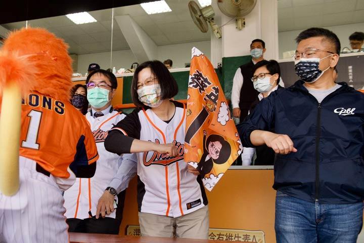 (C)中華職業棒球大連盟CPBL