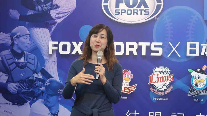 FOXネットワークグループアジア副総裁兼中華圏(台湾・中国)最高業務責任者の蔡秋安氏