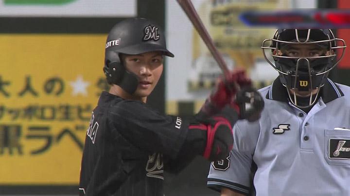山口航輝が勝ち越し弾&藤原恭大が本塁打含む3安打3打点! 若手の活躍で千葉ロッテが勝利