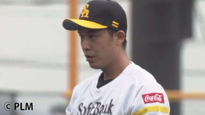 福岡ソフトバンク・岩嵜翔投手が再手術。復帰まで約3カ月の見込み