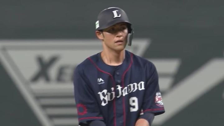 木村文紀が本塁打含む2安打3打点! 先発・松本航も5回2失点で埼玉西武が勝利