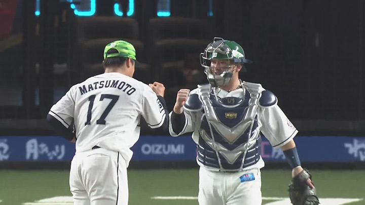松本航がプロ初完封&キャリアハイの8勝目! 打線もつながった埼玉西武が快勝