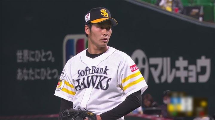 武田翔太が4回無失点の好投。上林誠知らの一発攻勢で得点を挙げた鷹が連勝