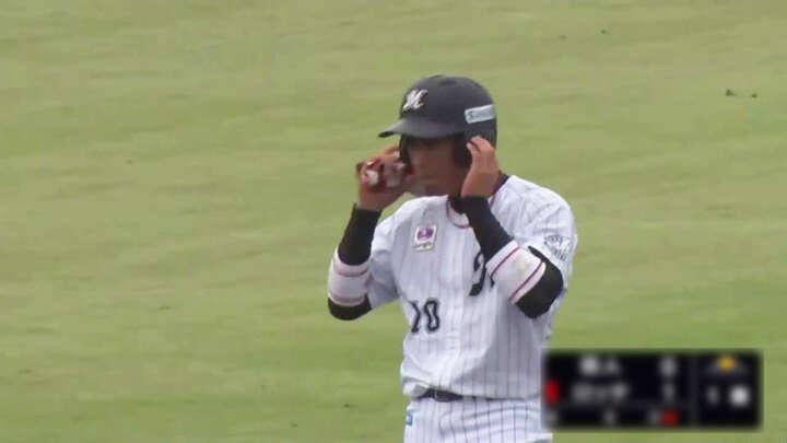 【ファーム】加藤翔平が先制打、フローレスが6回3失点投球も鴎が巨人に惜敗