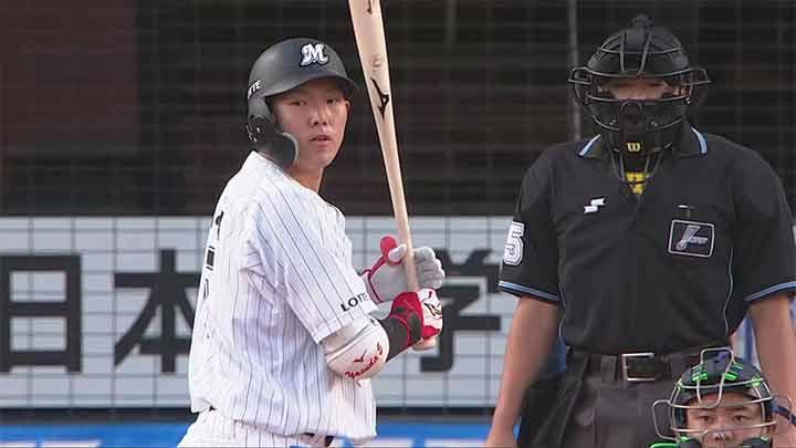 安田尚憲が2安打2打点も..... 千葉ロッテがあと一歩及ばず東京ヤクルトに敗戦