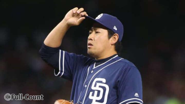 【MLB】牧田和久、3Aで2/3回2安打2失点。1点リードの8回に逆転2ラン浴びる