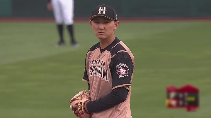 立野和明が5回無失点でプロ初勝利! 北海道日本ハムが楽天との接戦を制する