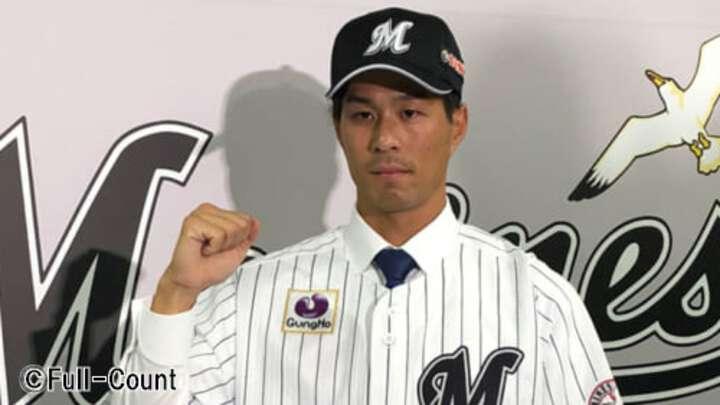 千葉ロッテ・岡が勝利に繋げた15球。首位埼玉西武に逆転勝利「最近悔しい思いを…」