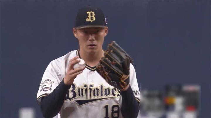 オリックス・バファローズ 山本由伸投手(C)パーソル パ・リーグTV