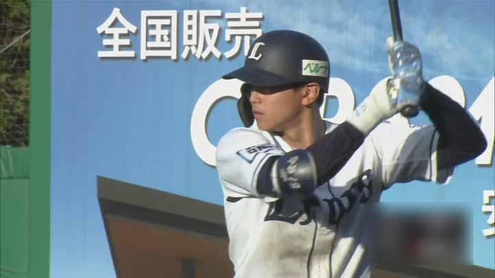 【ファーム】西川愛也が3安打&川野涼多と重盗で得点も、投手陣が16失点で埼玉西武が大敗