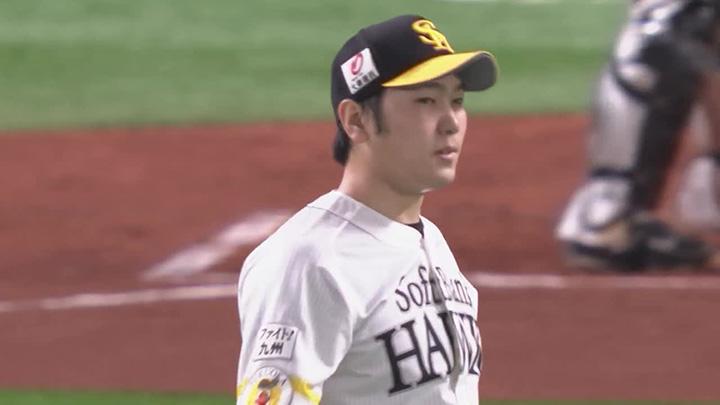 石川柊太が8回1失点の好投も、打線が7安打無得点に終わり福岡ソフトバンクが惜敗