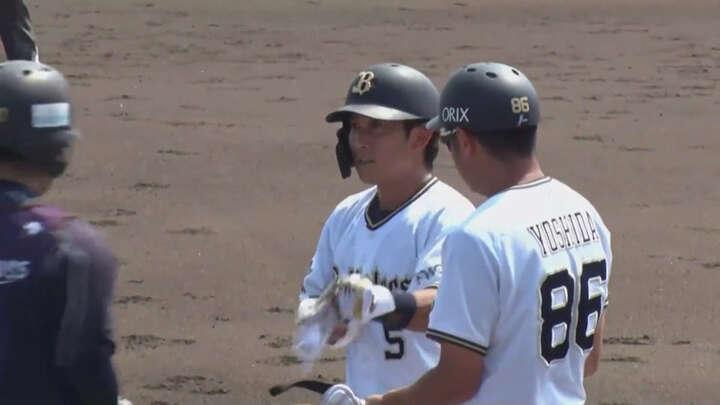 【ファーム】西野真弘が先制打放つも…… オリックス、最終回に逆転許し5連敗