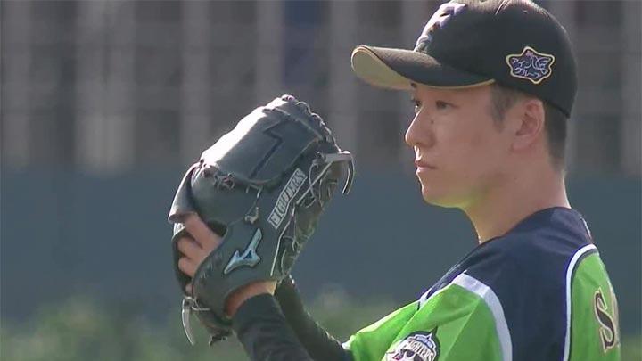 【ファーム】斎藤佑樹がファーム本拠地最終登板。北海道日本ハムは投打振るわず敗戦