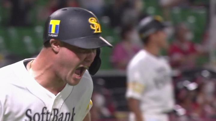 リチャードがプロ初逆転満塁弾! 2試合連続の打線爆発で福岡ソフトバンクがカード勝ち越し