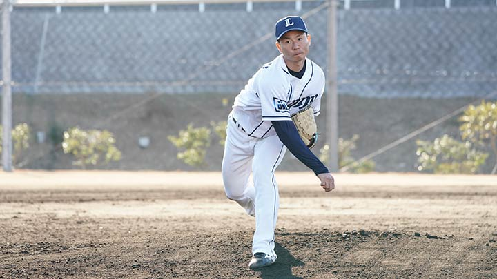 埼玉西武ライオンズ・大曲錬投手【写真:球団提供】
