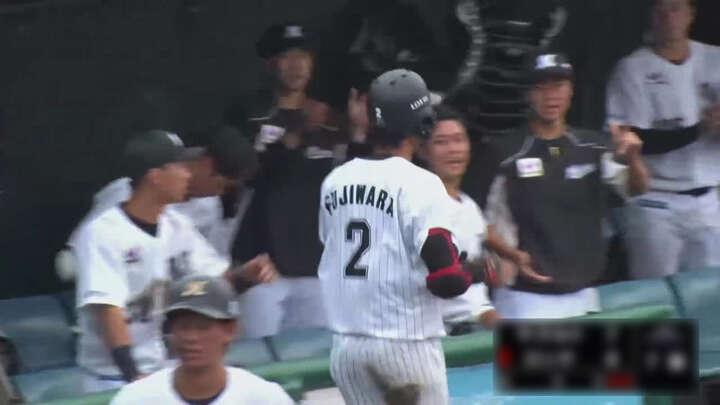 【ファーム】高部瑛斗と西巻賢二が2安打、藤原恭大は本塁打も……投手陣が崩れ千葉ロッテが敗戦