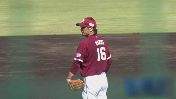 【ファーム】涌井秀章が7回無失点の好投。東北楽天が千葉ロッテとの投手戦を制す