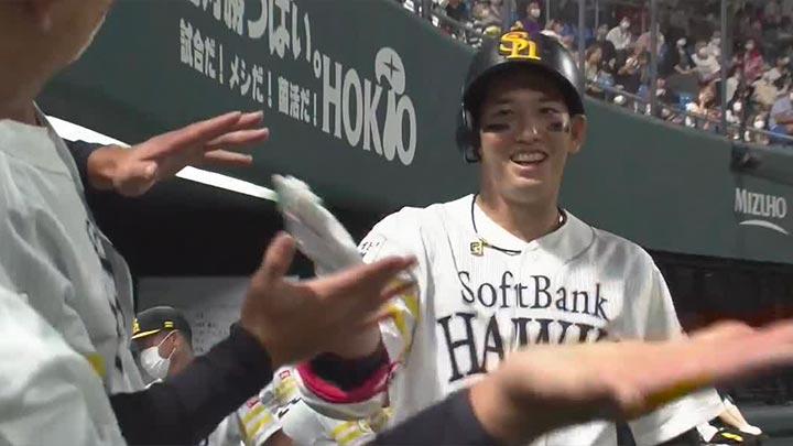 【ファーム】栗原陵矢が本塁打を放つも、阪神投手陣を攻略できず鷹が敗戦