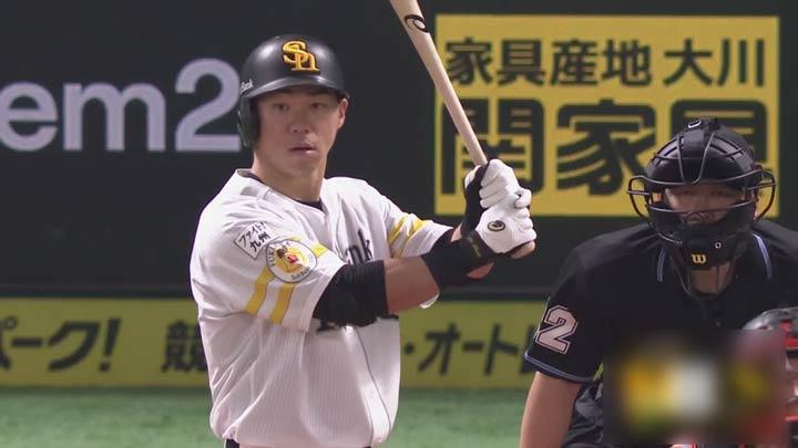 長谷川勇也の2本塁打の活躍などで福岡ソフトバンクが大勝! 先発・マルティネスは7回3失点