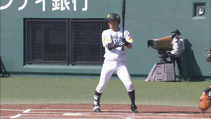 【ファーム】高田知季が4安打1打点の大暴れ。投打かみ合った鷹が虎に勝利