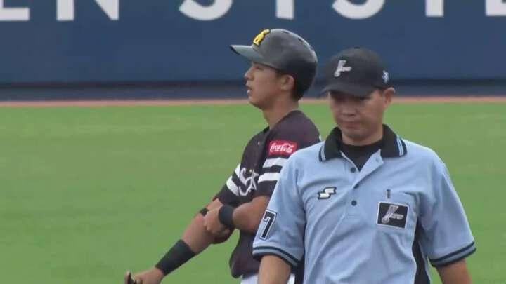 【ファーム】投打で育成選手が活躍! 福岡ソフトバンクがオリックスに快勝