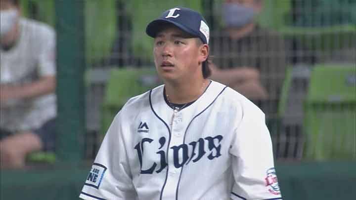 愛斗が攻守に活躍&渡邉勇太朗が3回無失点の好救援。埼玉西武が引き分けに持ち込む