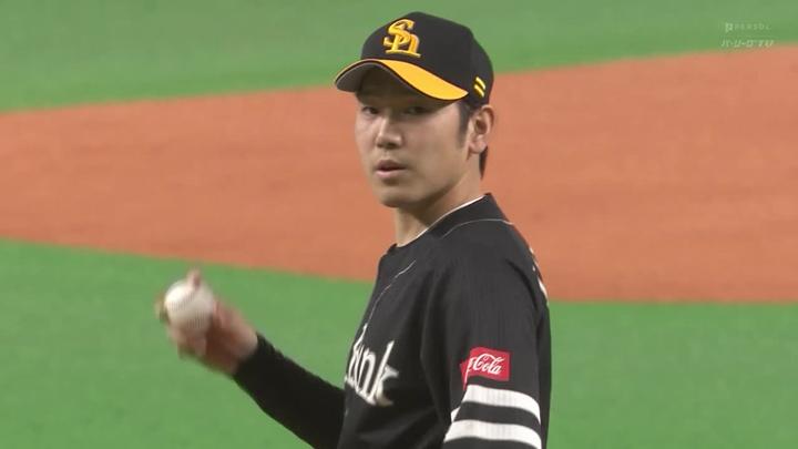 上林誠知が3安打2打点1本塁打の大活躍! 7回途中2失点の石川柊太は開幕戦以来の2勝目をマーク